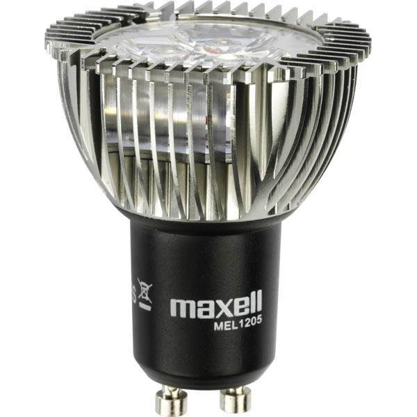 Maxell LED lamppu, GU10, lämmin valkoinen, 4W, 230V